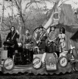 The Raconteurs Rich Kid Blues l'art de couverture