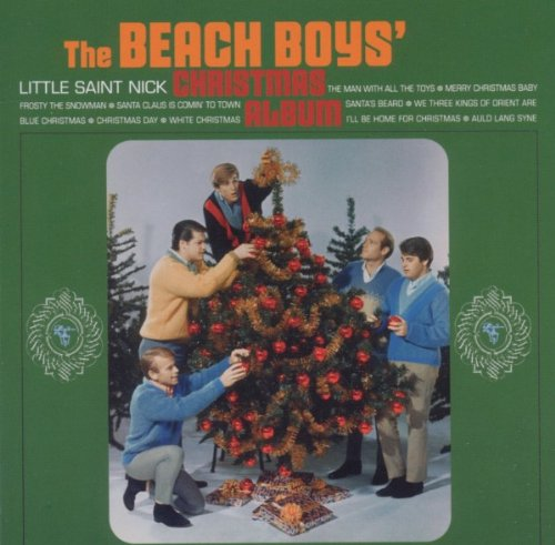 The Beach Boys Merry Christmas, Baby cover art