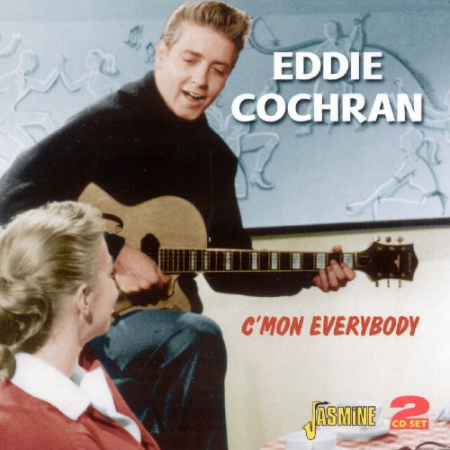 Eddie Cochran Cut Across Shorty cover art