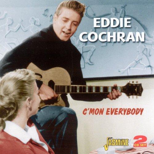 Eddie Cochran C'mon Everybody cover art