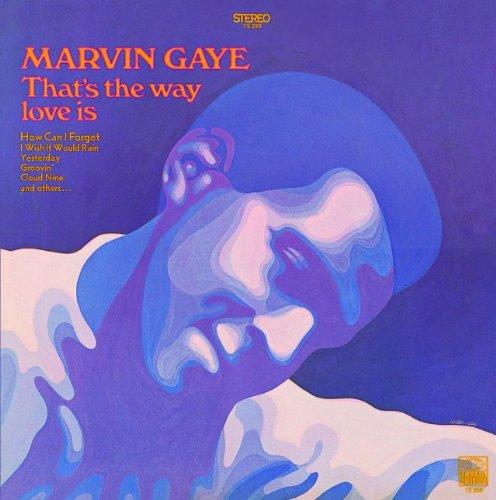 Marvin Gaye Abraham, Martin & John cover art