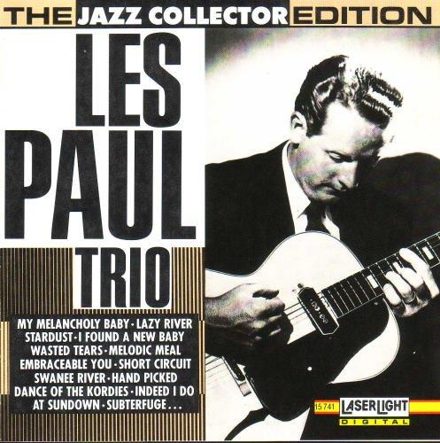 Les Paul Stardust cover art
