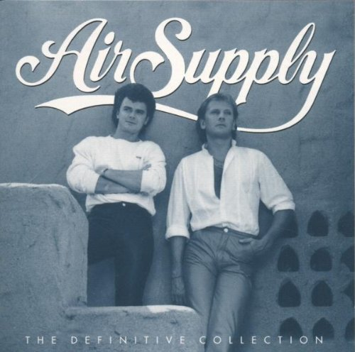 Air Supply I Can Wait Forever cover art
