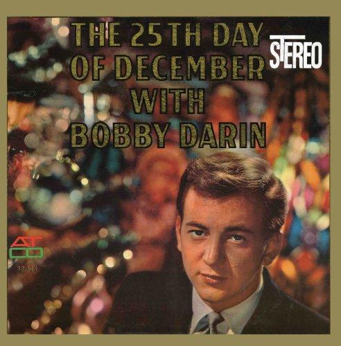 Bobby Darin Christmas Auld Lang Syne cover art