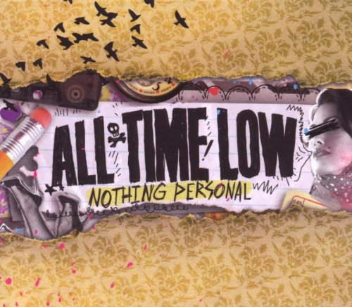 All Time Low Weightless cover art