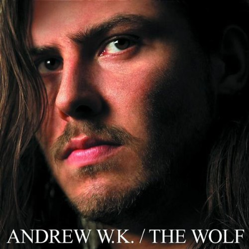 Andrew WK Never Let Down cover art