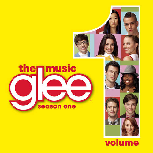 Glee Cast Bust A Move cover art