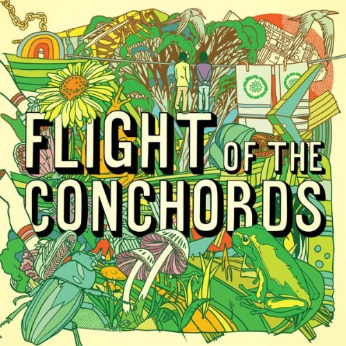 Flight Of The Conchords The Most Beautiful Girl (In The Room) cover art