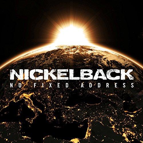 Nickelback Edge Of A Revolution cover art