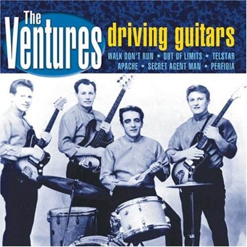 The Ventures Walk Don't Run cover art