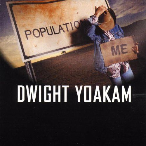 Dwight Yoakam The Back Of Your Hand cover art
