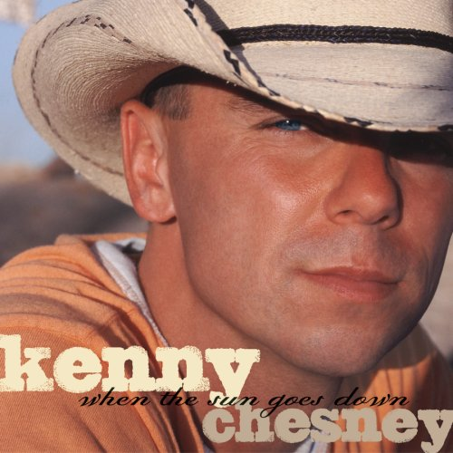 Kenny Chesney When The Sun Goes Down cover art