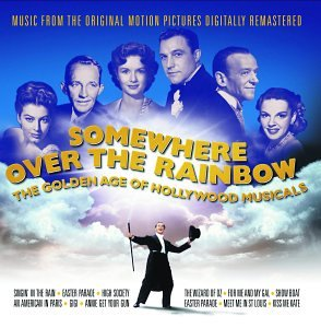 Gene Kelly Singin' In The Rain cover art