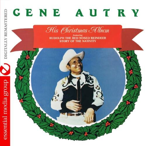 Gene Autry Buon Natale (Means Merry Christmas To You) cover art