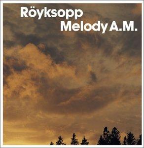 Royksopp Sparks cover art