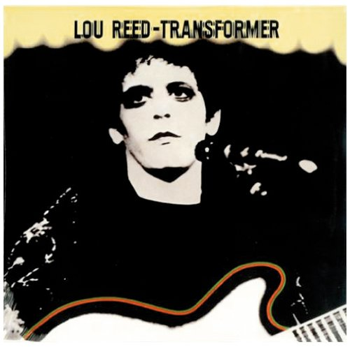 Lou Reed Satellite Of Love cover art