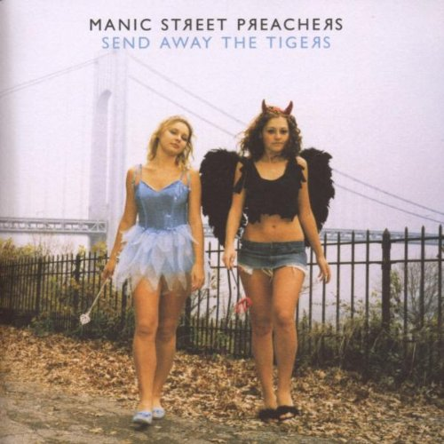 Manic Street Preachers The Second Great Depression cover art