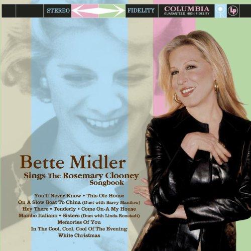 Bette Midler Tenderly cover art