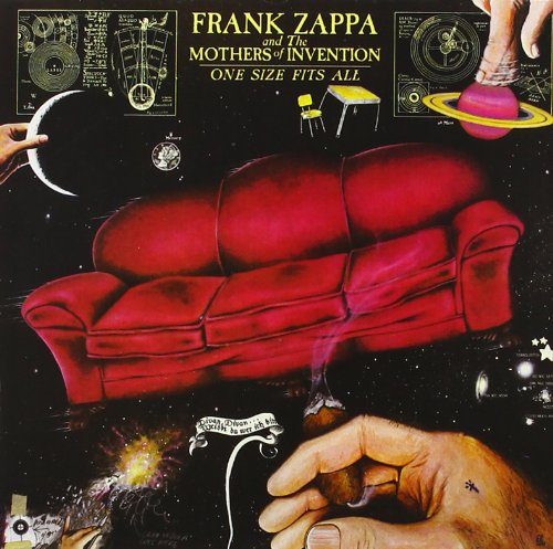 Frank Zappa Andy cover art