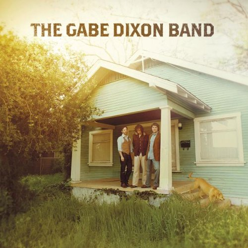 The Gabe Dixon Band Baby Doll cover art