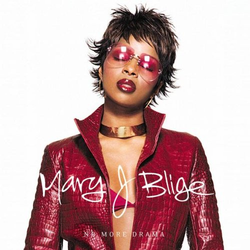 Mary J. Blige No More Drama cover art