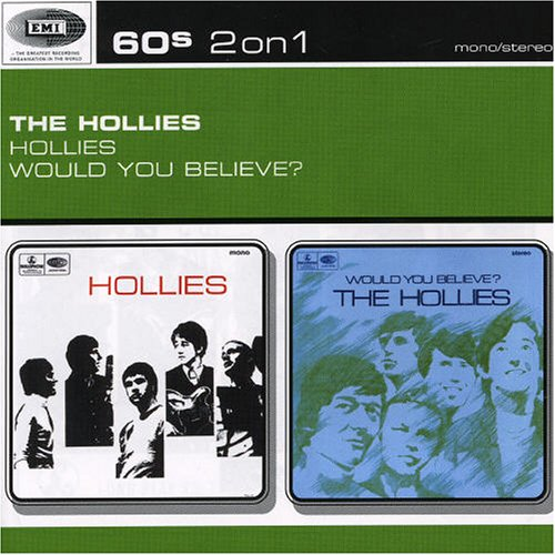 The Hollies Bus Stop cover art