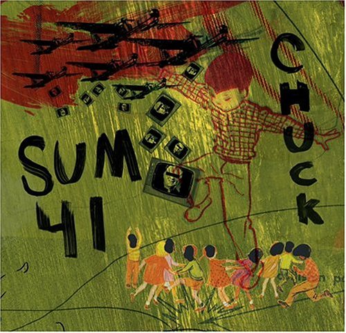 Sum 41 I'm Not The One cover art