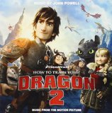 John Powell Flying With Mother (from How to Train Your Dragon 2) cover kunst
