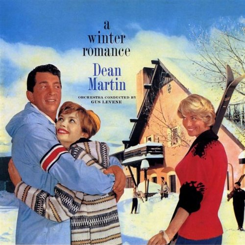 Dean Martin Baby, It's Cold Outside cover art