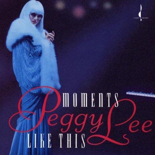 Peggy Lee Manana cover art