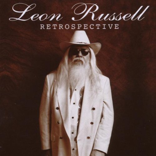 Leon Russell Lady Blue cover art