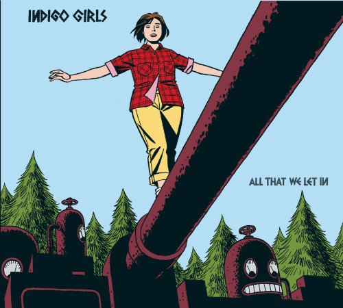 Indigo Girls Perfect World cover art
