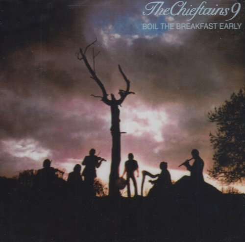 The Chieftains Up Against The Buachalawns cover art
