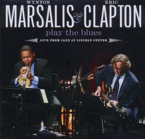 Eric Clapton Blues Power cover art