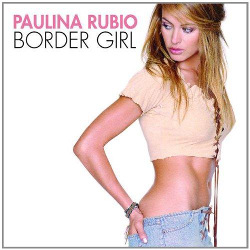 Paulina Rubio Don't Say Goodbye cover art