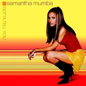 Samantha Mumba Lately cover art