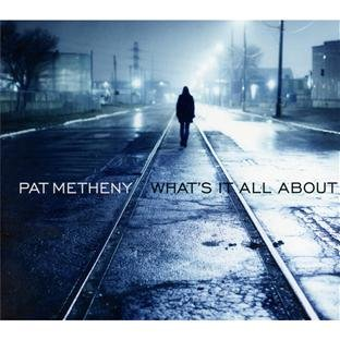 Pat Metheny 'Round Midnight cover art