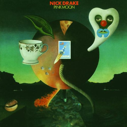Nick Drake Parasite cover art