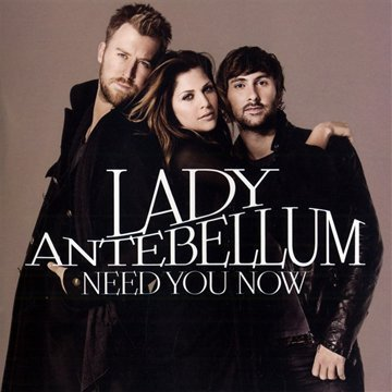 Lady Antebellum Just A Kiss cover art