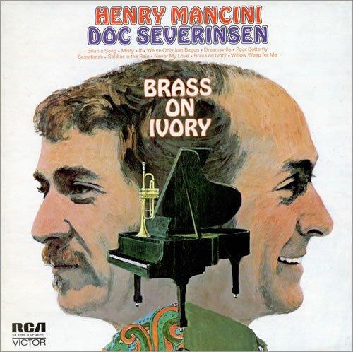 Henry Mancini Sometimes cover art