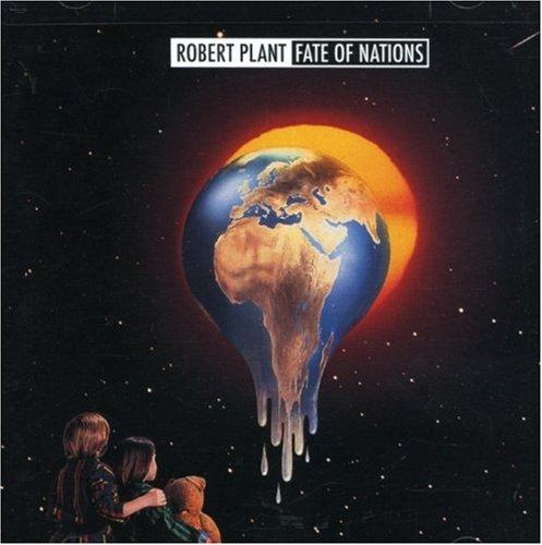 Robert Plant I Believe cover art