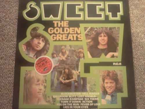 Sweet Teenage Rampage cover art