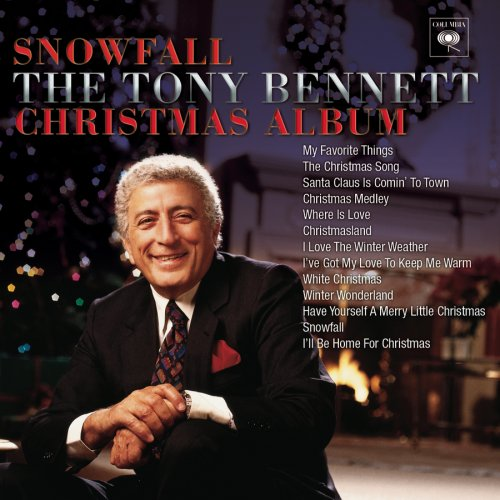 Tony Bennett Snowfall cover art