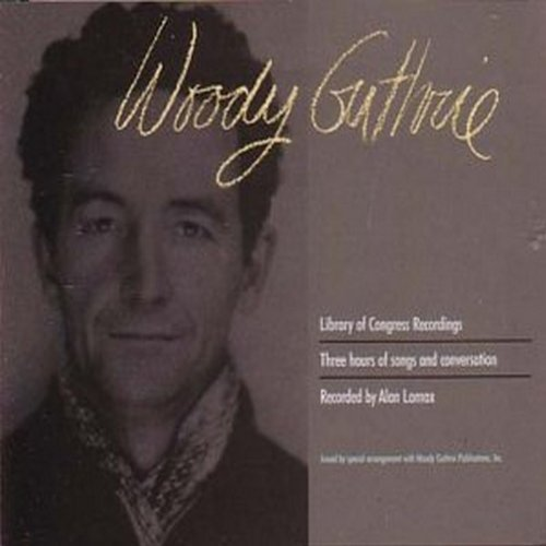 Woody Guthrie I Ain't Got No Home cover art
