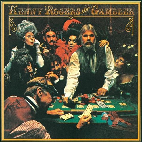 Kenny Rogers The Gambler cover art