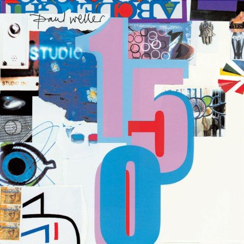 Paul Weller One Way Road cover art