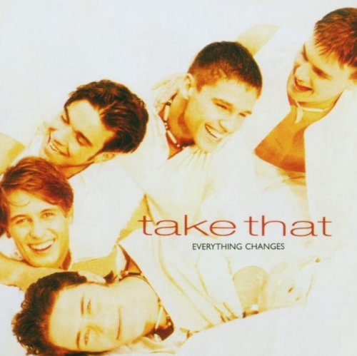 Take That Everything Changes cover art