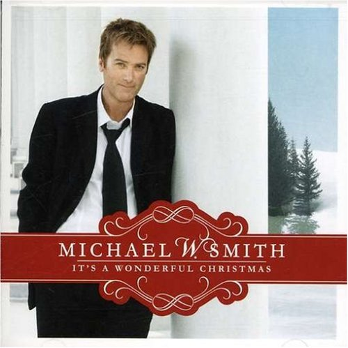 Michael W. Smith Christmas Day cover art