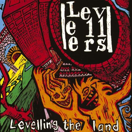 The Levellers The Boatman cover art