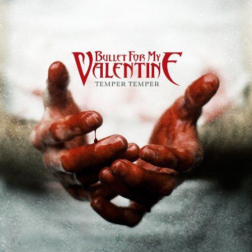 Bullet for My Valentine Leech cover art